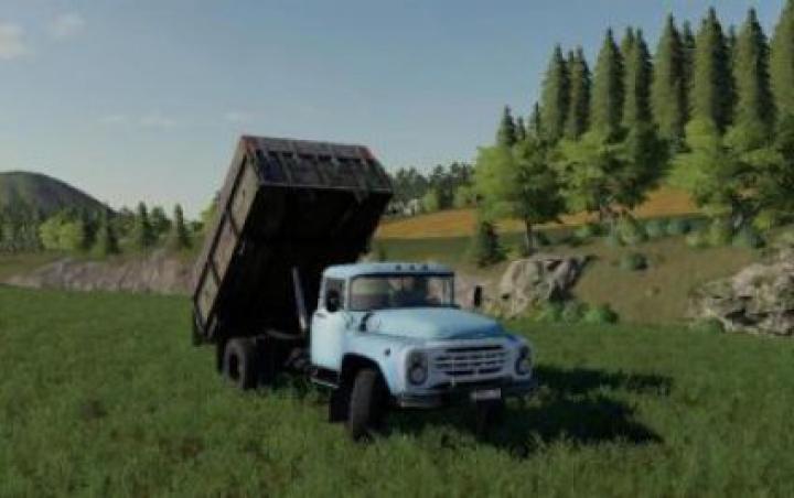 Trending mods today: FS19 ZIL-130 Diesel v1.2.0