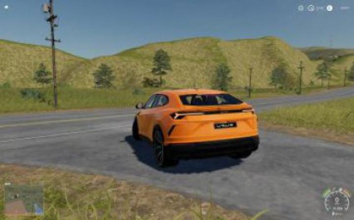 Trending mods today: FS19 Lamborghini Urus v1.0
