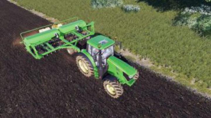 Trending mods today: FS19 John Deere 1590 Grain Drill v1.0
