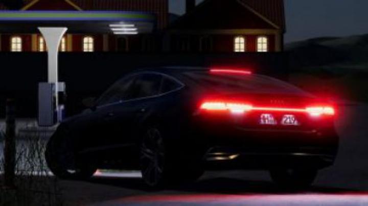 Trending mods today: FS19 Audi A7 2018 v1.0.0.0