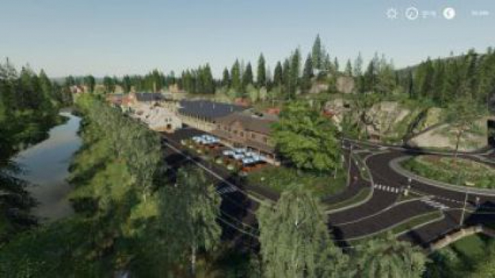 Trending mods today: FS19 Fenton Forest 4x Update 8