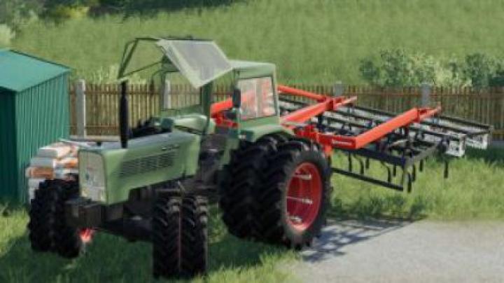 Trending mods today: FS19 Fendt Farmer 100 v1.1.0.0