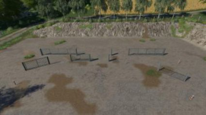 Trending mods today: FS19 Placeable Metal Gates And Fences v2.1.0.0