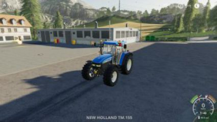 Trending mods today: FS19 New Holland TM series Edit v1.0