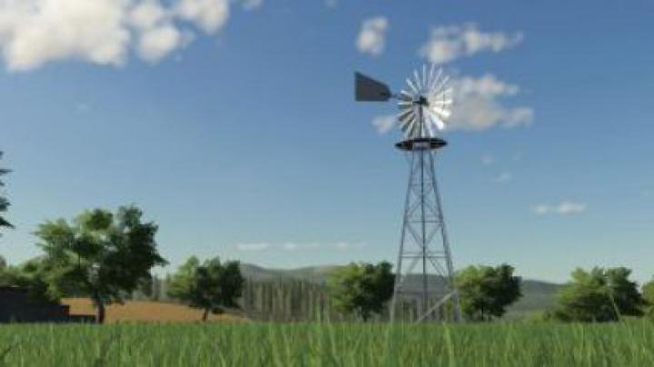 Trending mods today: FS19 Water Wind Turbine v1.0.0.0