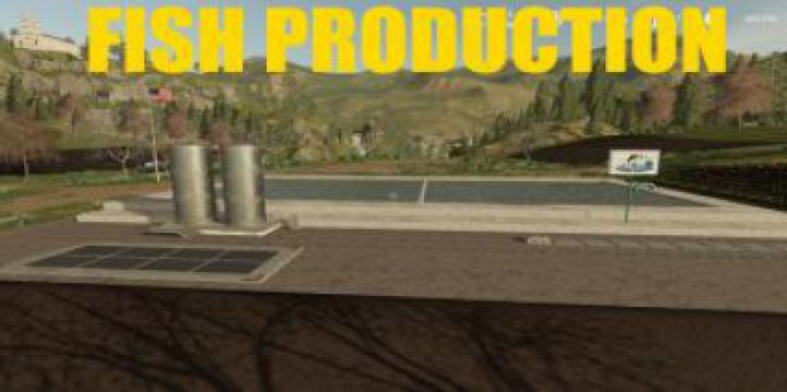 Trending mods today: FS19 Fish Production v1.0