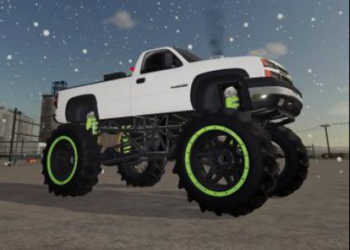 Trending mods today: FS19 Expendables 06 Mega Chevy Edit v1.5