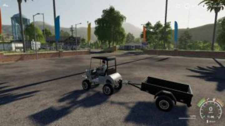 Trending mods today: FS19 Lifted Offroad GolfCart v1.0.0.0