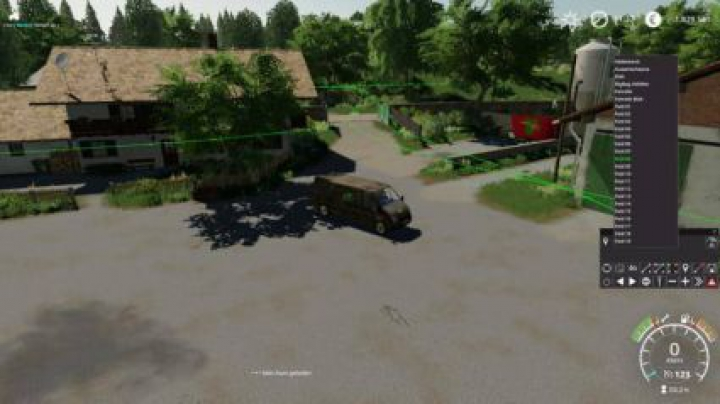 Trending mods today: FS19 Autodrive courses for the map Hof Bergmann v1.0.0.4