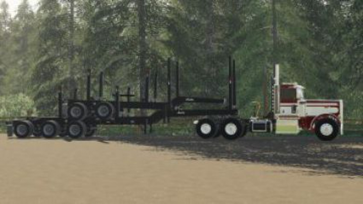Trending mods today: FS19 ARCTIC LOG TRAILERS v2.0.0.0