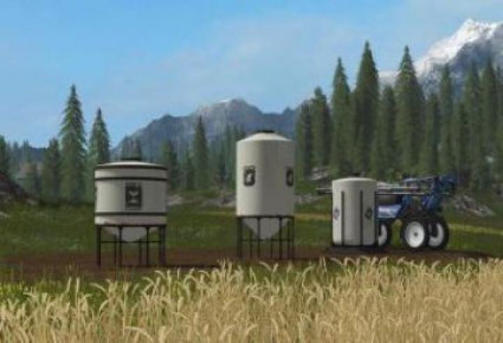 Trending mods today: FS19 Refill Tanks v1.2