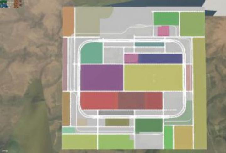 maps FS19 Canadain Farm Map v5.0