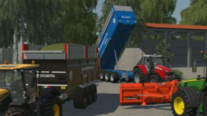 Trending mods today: FS19 Crosetto NL28 v1.0.0.0