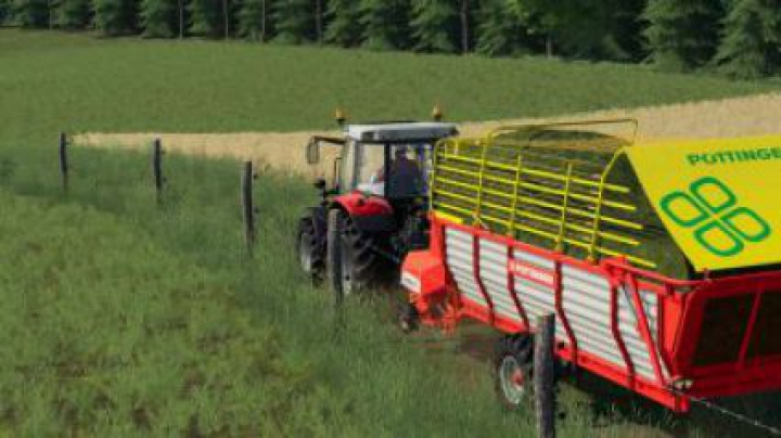 Trending mods today: FS19 Pottinger Euroboss 330T v1.0.0.0