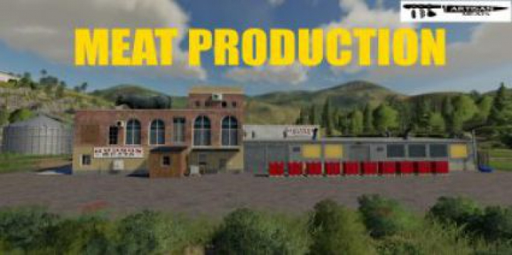 Trending mods today: FS19 Meat Production v1.0