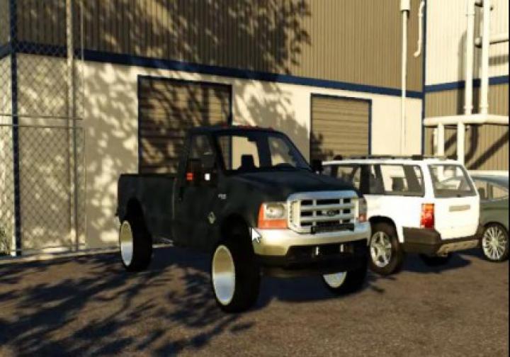 Trending mods today: 1999 Ford F-350 v1.0.0.0
