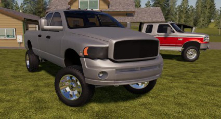 Cars 2003 Dodge 3500 v1.0