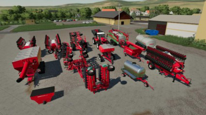 Trending mods today: Horsch Pack Multicolor Edition v1.0.1.1