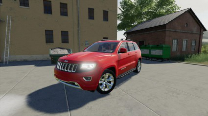 Trending mods today: Jeep Grand Cherokee v1.1.0.0