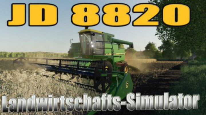 Trending mods today: John Deere 8820 v1.0.0.0
