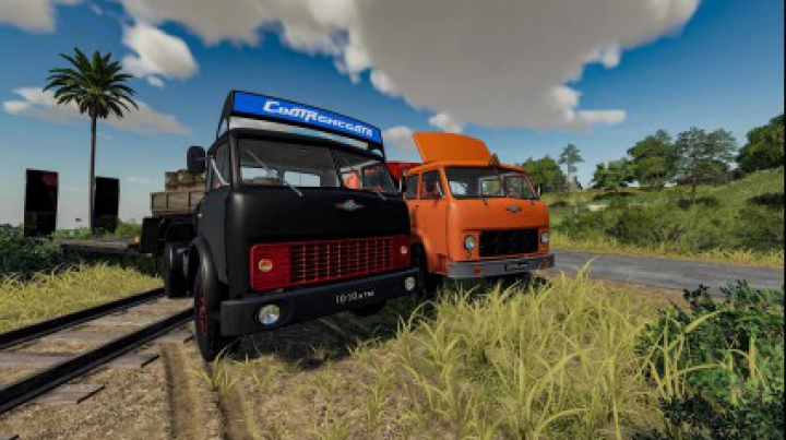 Trending mods today: MAZ-504 + Trailer v1.0.0.0