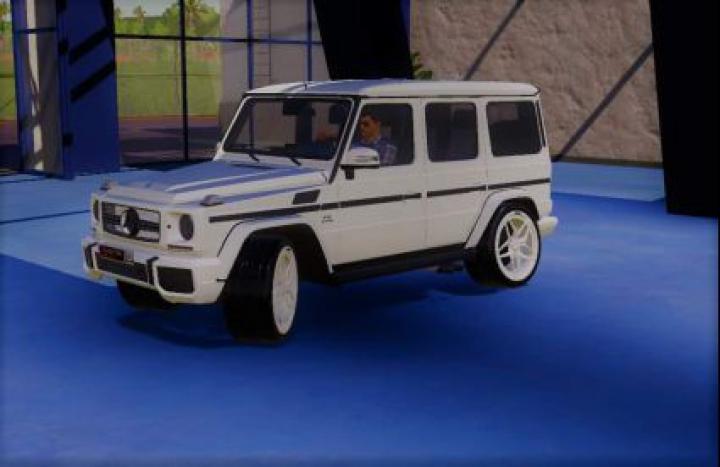 cars Mercedes-Benz g63