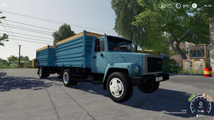 Trending mods today: GAZ-35071 and SAZ-83173 v1.3