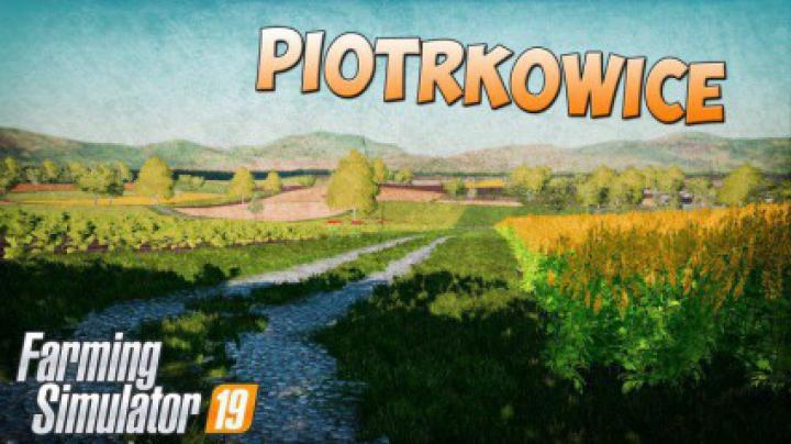 Trending mods today: FS19 Piotrkowice v1.0.0.0
