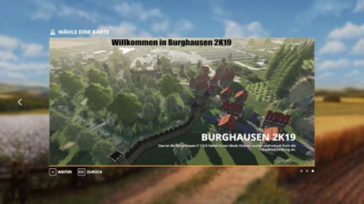 Trending mods today: BurgHausen2k19 Map v1.0.0.0