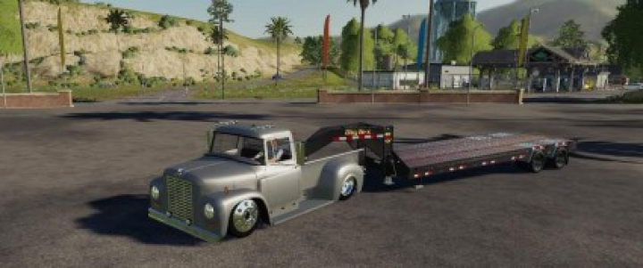 Trending mods today: Loadstar / Chevy Coe Lowrider New Update v1.1