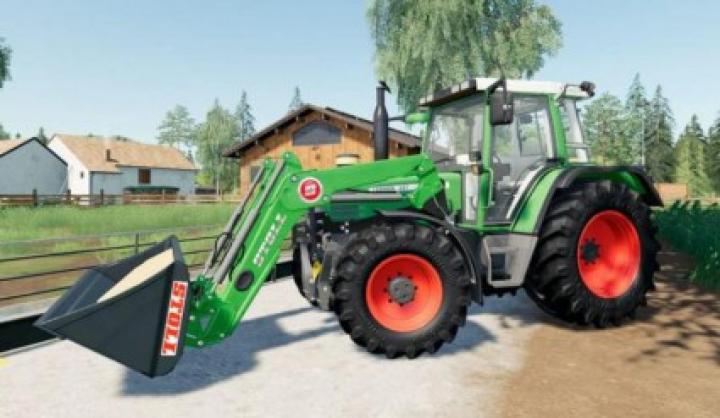 Trending mods today: Fendt Farmer 300 Series v1.0.0.0