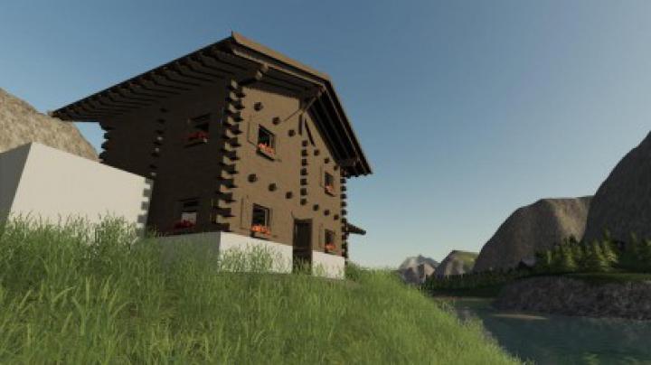 Trending mods today: Tyrolean Farmhouse v1.0.0.0