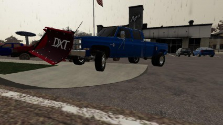 Trending mods today: Chevy K30 Modified v1.2.3.0