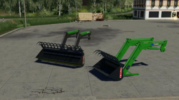 Trending mods today: Stoll Greifschaufel 1.6M v1.0.0.0