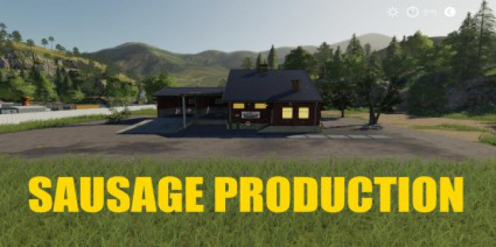 Trending mods today: Sausage Production v1.0