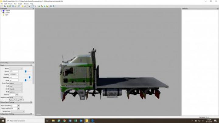 Trending mods today: Bale truck v1.0