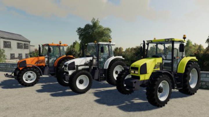Trending mods today: Renault Ares 600 RZ v1.0.0.0