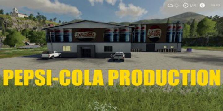 Trending mods today: PepsiCola Production v1.0