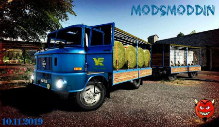Trending mods today: IFA W50 L/SP mit UAL v2.0