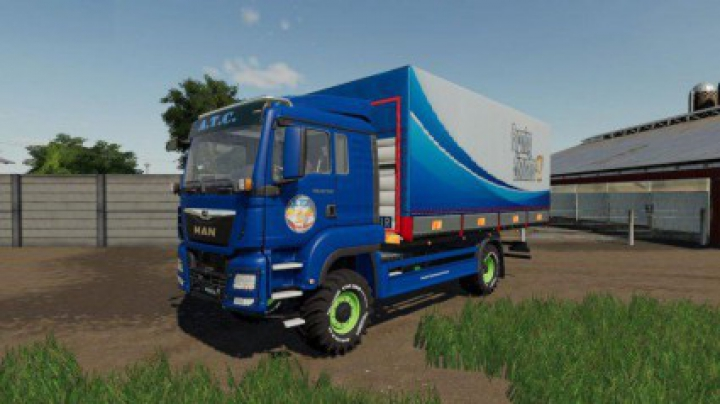 Trending mods today: Man Tgs Trucks With Flatbed And Tarpaulin v1.1.1