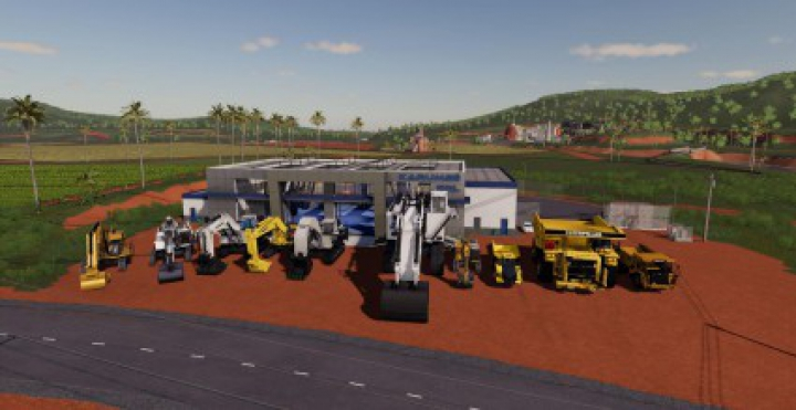 Trending mods today: Excavators and Dumpers for Mining & Construction Economy v0.1