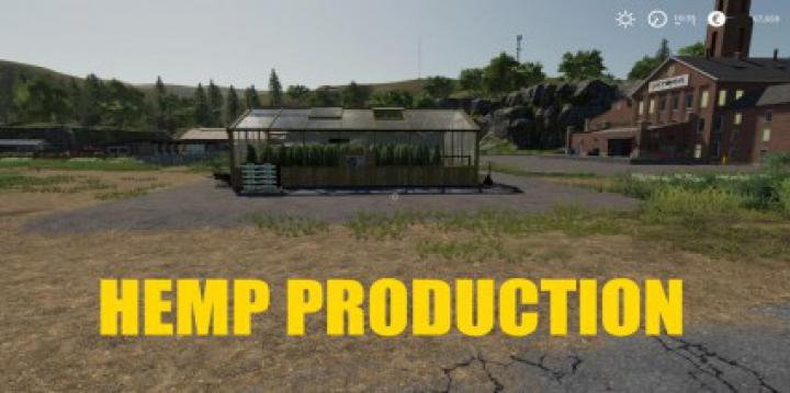 Trending mods today: Hemp Production v1.0.0.0