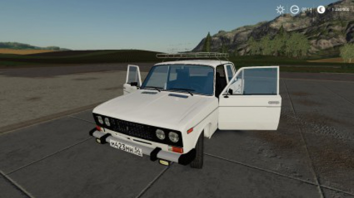Trending mods today: VAZ 2106 v2.1