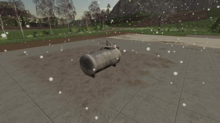 Trending mods today: Fillable Fuel Tank v1.0.0.0
