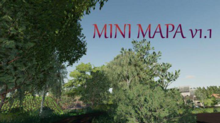 Trending mods today: Mini MAPA v1.1.0.0