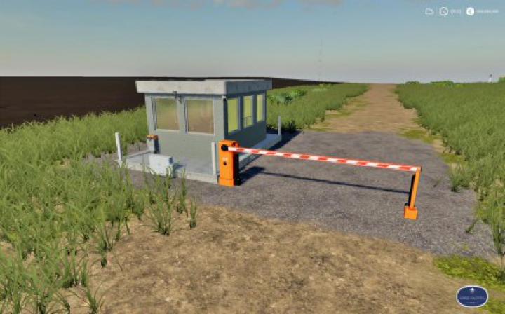 Trending mods today: Placeable Security Booth With Barrier v1.0