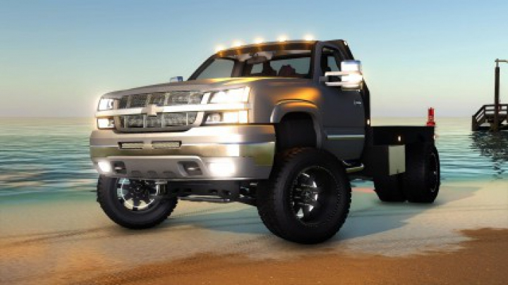 Trucks FS19 Chevrolet 3500HD v1.0