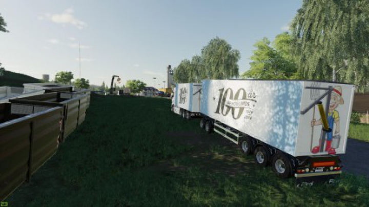 Trending mods today: Volvo Fh16 Woodchip and trailer v1.1