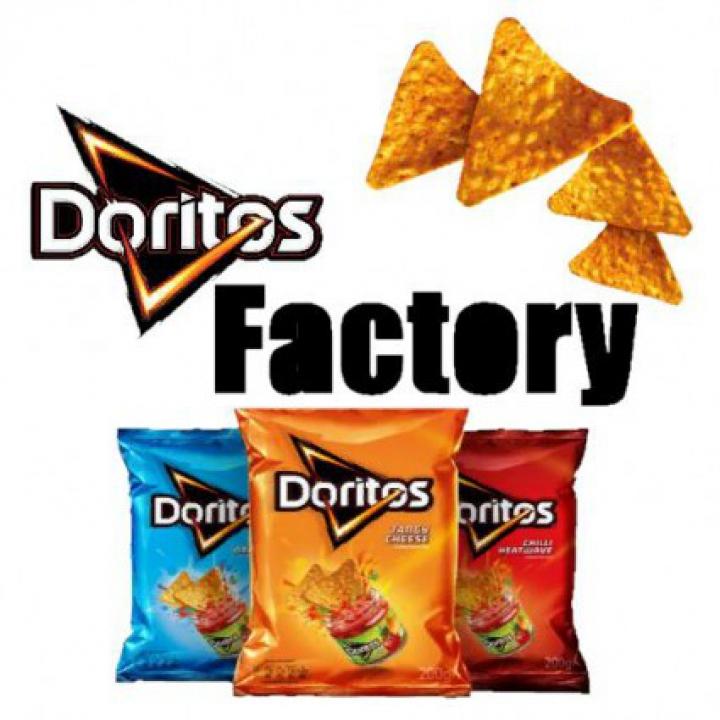 Trending mods today: Doritos Factory v1.0