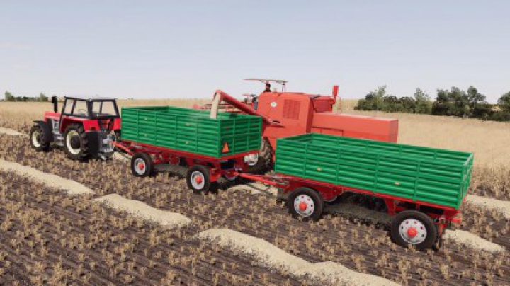 Trailers Lizard D50 And D55 Pack v1.0.0.0